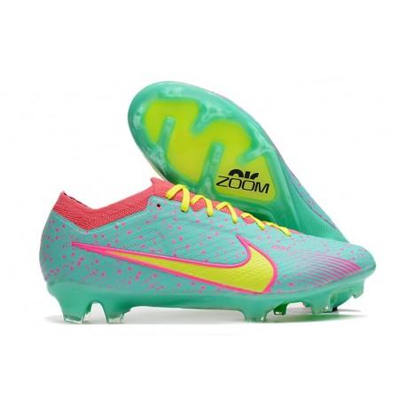 Chaussures Meilleur Nike Mercurial Superfly 4 FG Blanc Or