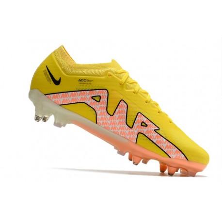 Chaussures de Foot Nouvelle Messi 2016 Adidas 15.1 FG Édition Limitée Vert Noir Rouge
