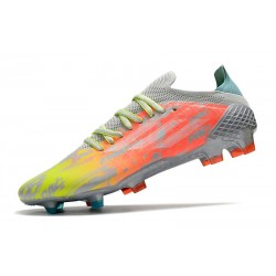 Chaussure Football Nike Mercurial Superfly AG Gazon Artificiel - Hyper Punch Or
