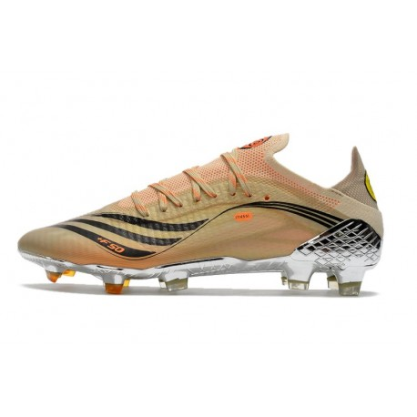 Chaussure Football Nike Mercurial Superfly AG Gazon Artificiel Laser Orange Blanc