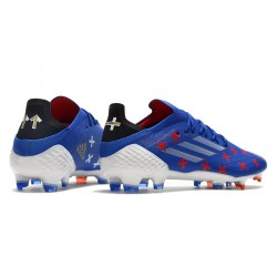 Chaussure Football Nike Mercurial Superfly AG Gazon Artificiel Vert Rouge