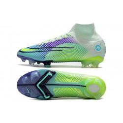 Nike Magista Obra AG ACC - Meilleure Chaussures De Football Volt Noir Hyper Punch