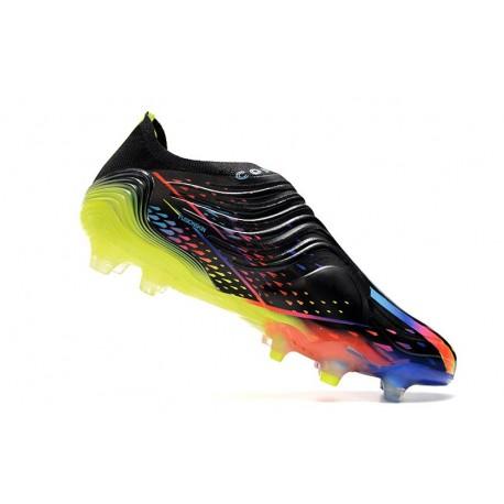 Chaussures Meilleur Nike Mercurial Superfly 4 FG Vert Noir