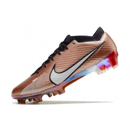 Chaussures Meilleur Nike Mercurial Superfly 4 FG Noir Orange