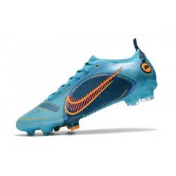 Chaussure Foot Nouvelle NIKE Hypervenom Phantom FG Noir Lime Blanc