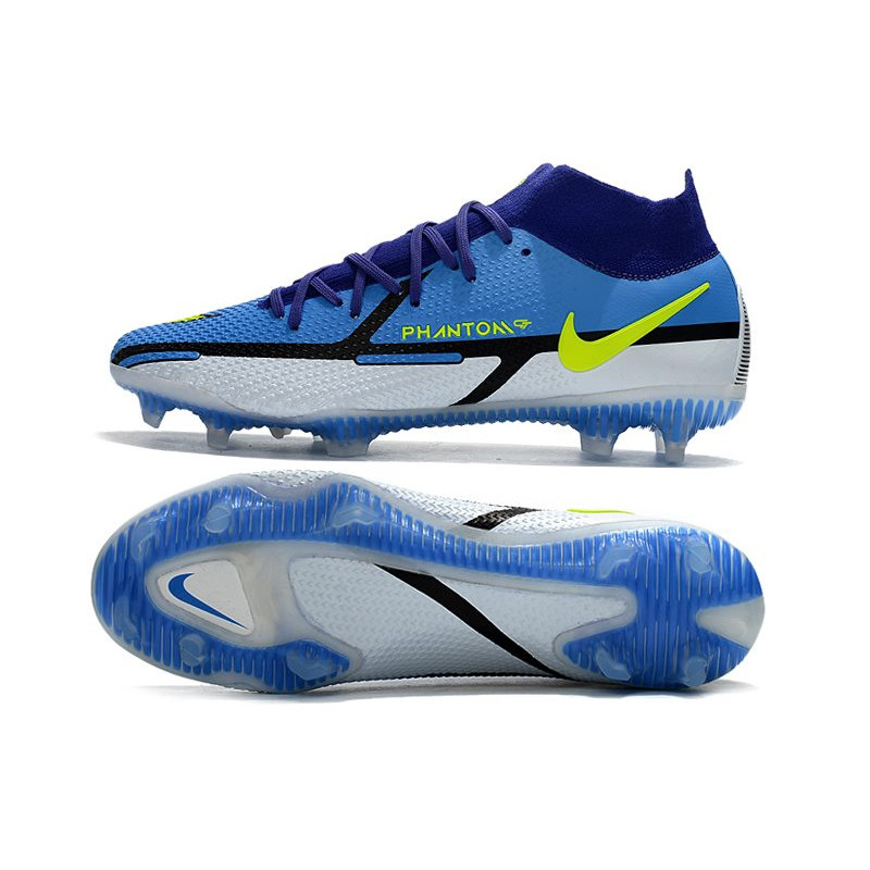 Chaussures Football Meilleur Nike Mercurial Superfly FG ACC Orange Blanc Noir
