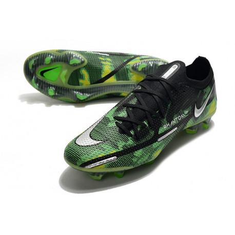 Crampon De Foot Nouvelle 2015 Nike Mercurial Superfly FG ACC Tout Noir